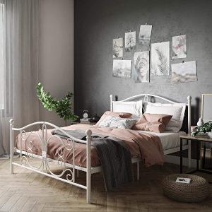 DHP Vintage Design Bombay Bed Frame