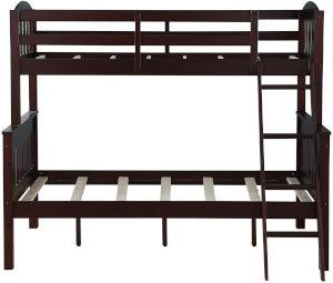 Dorel Living Airlie Solid Wood Bunk Beds