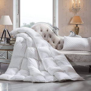 Egyptian Bedding Siberian Goose Down Comforter