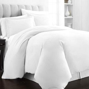 Pizuna Cotton Duvet-Cover Set Queen Size