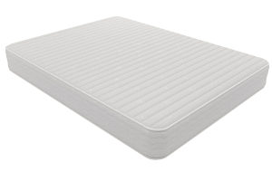 Signature Sleep Contour Reversible Encased Coil Mattress